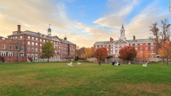 học bổng đại học harvard mỹ