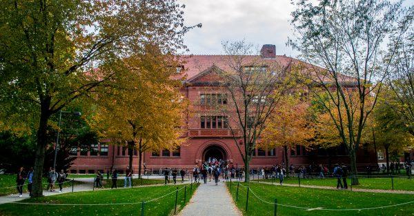 Hình ảnh trường Đại học Havard Mỹ - Toàn cảnh trường đại học tốt nhất thế giới