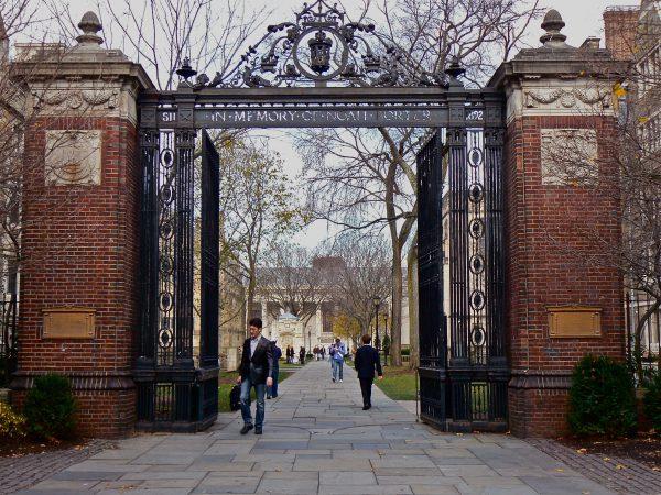 hình ảnh trường đại học harvard
