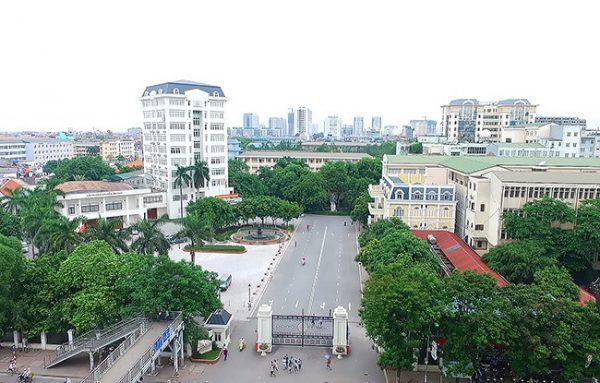 các trường đại học nổi tiếng ở việt nam